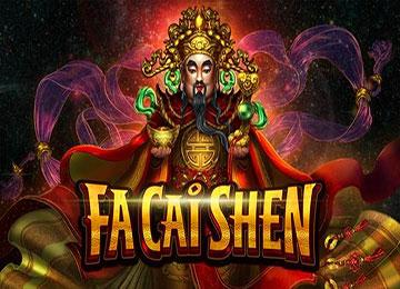Fa Cai Shen เป็นเกมส์สล็อตออนไลน์